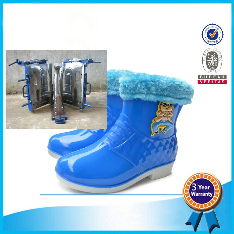 Plastic Injection Boots Mold Fashionable And Original Design