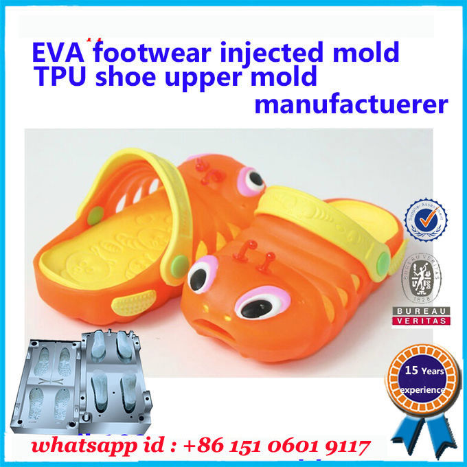Air Blowing Slipper Mold 25 - 49 Size Multi Color  Flip Flop Mold